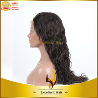 New fashion Body wave high quality any colors synthetic wig