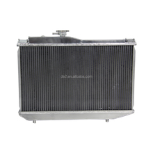 cheap price aluminum radiator forTOYOTA AE86 COROLLA AE86 4AGE GTS 83-87 52mm MT