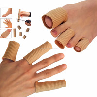 Silicone Toe Cap protector and Gel Silicone finger sleeves
