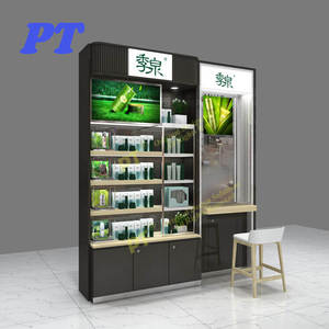 perfume stands showcase shopping mall kiosk perfume furniture display stand