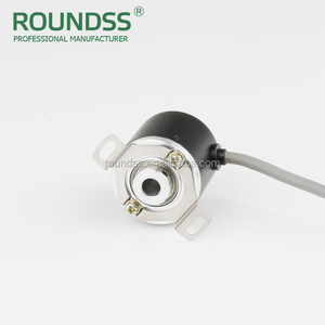 China Manufacturer 6000PPR Incremental Rotary Encoder RCC58T