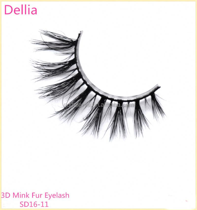 Dellia Supply To First Well Known Internation Brands Dramatic Look Faux Mink Lashes Best Lash Enhancers