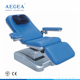 AG-XD102 powered three sections medical equipment bariatric phlebotomy chair