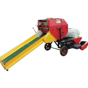 High QUALITY hay baler square/hay press/hay packing machine