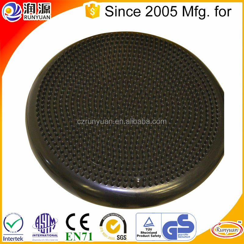 free shipping PVC balance disc Air Cushion air flow seat cushion for Exercise <strong>Fitness</strong>