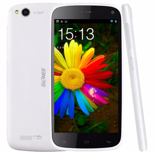 Gionee E3 16GB White, 4.7 inch 3G Android 4.2 Smart Phone