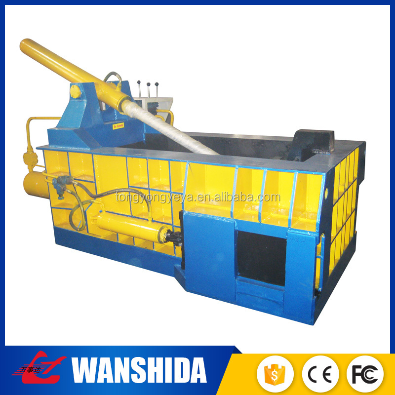 PET bottle aling machine, pet plactic baling machine