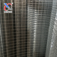 Cheap China Manufacturer Galvanized Welded Wire Mesh Panel and Roll , PVC Coated Welded Wire Mesh