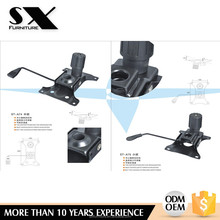 Swivel swing comfort lift office chair parts mechanism suppliers with swivel lock/A74