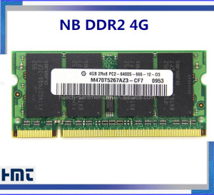 china alibaba Golden Member hotselling notebook/laptop SODIMM memory 800mhz ddr2 4gb ram