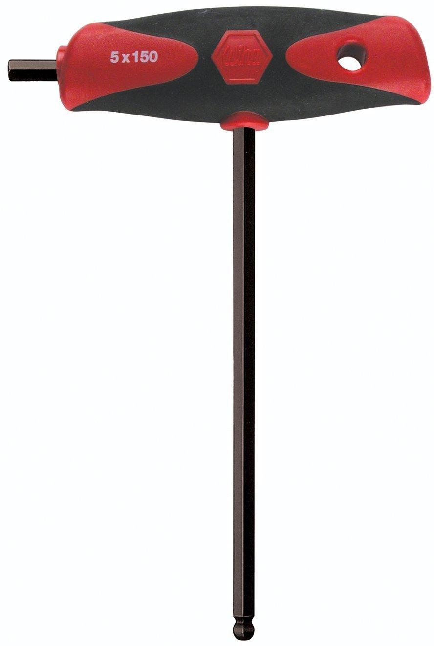 Wiha 30813 Soft Finish Cushion Grip Heavy Duty Slotted Screwdriver