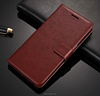 Factory wholesale Magnetic Horizontal Flip Stand PU Leather Case For Asus Zenfone 3 Ar ZS571KL wallet case