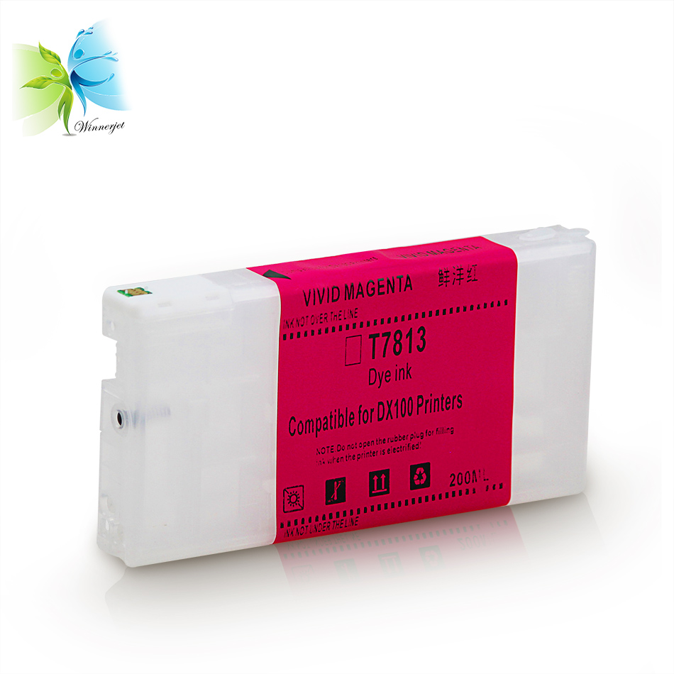 200ml ink cartridge compatible for Fuji Frontier Frontier-s  s dx 100 dx100