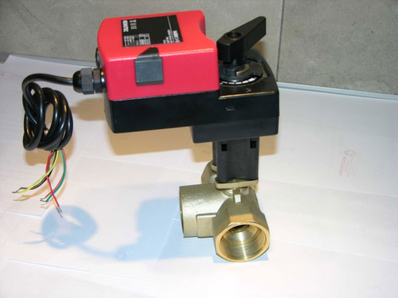 Hvac Ball Valves And Actuators