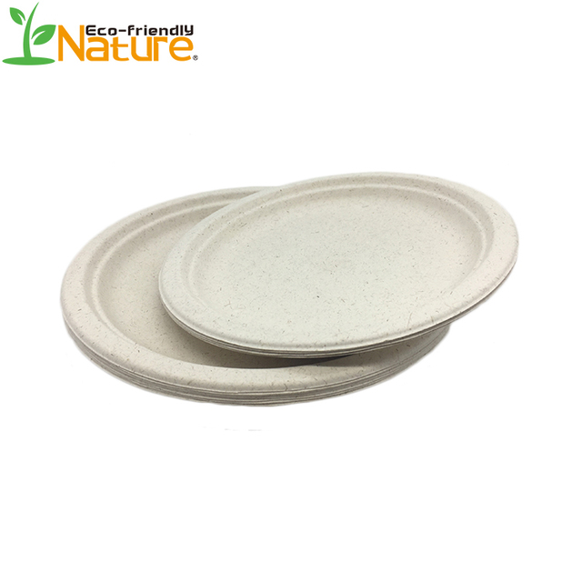 paper plate microwavable composable disposable 9inch wheat straw plate  sc 1 st  Alibaba & Buy Cheap China paper plate microwave Products Find China paper ...
