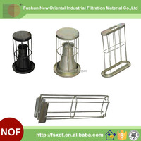 Filter Bag Cage with Venturi