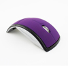 2016 New latest Folding arc computer 2.4g install wireless mouse 1600DPI