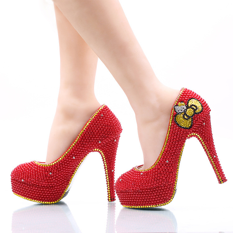 Online Buy Wholesale hello kitty high heel shoes for women ...  Online Buy Whol...