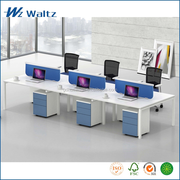 office partition for sale. Hot Sale Fabric Desktop Partition 6 Persons Office Furniture Desk Table Modern For X