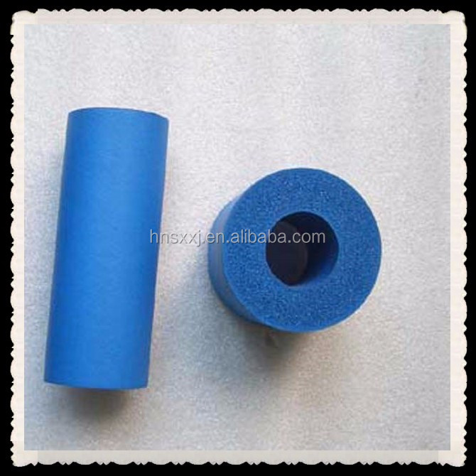 2016 hot-selling air conditioner protective blue epe foam tube