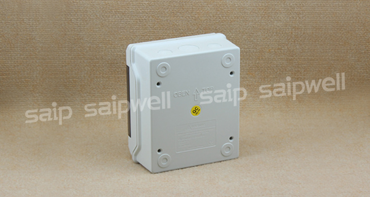 Open Mounted Lighting Power Supply IP65 Distribution Box