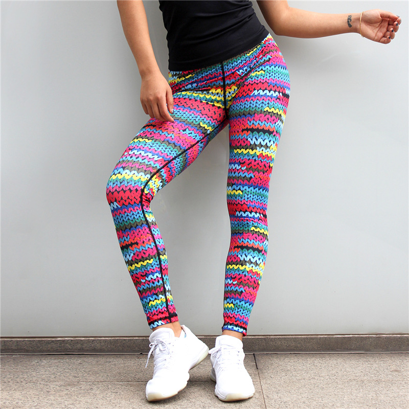 Wholesale Womens Sportswear Apparel Custom Leggings Fitness Yoga Pants