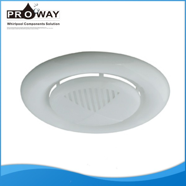 Bad Stoom Douche Combinatie Ronde Plafond Ventilator Speaker ...