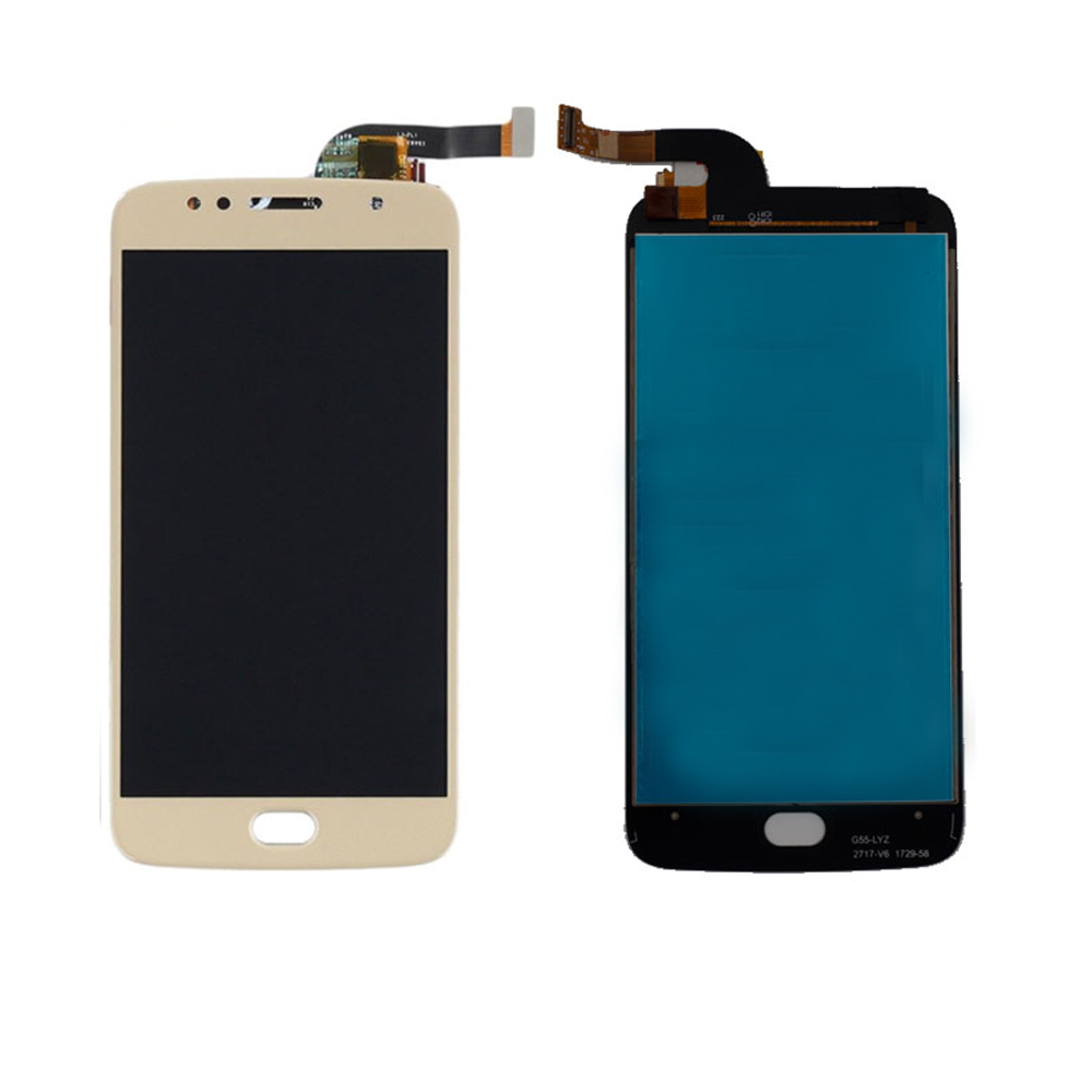 Factory Supplier Mobile phone LCD Display With Touch Screen for Moto G5 Plus фото
