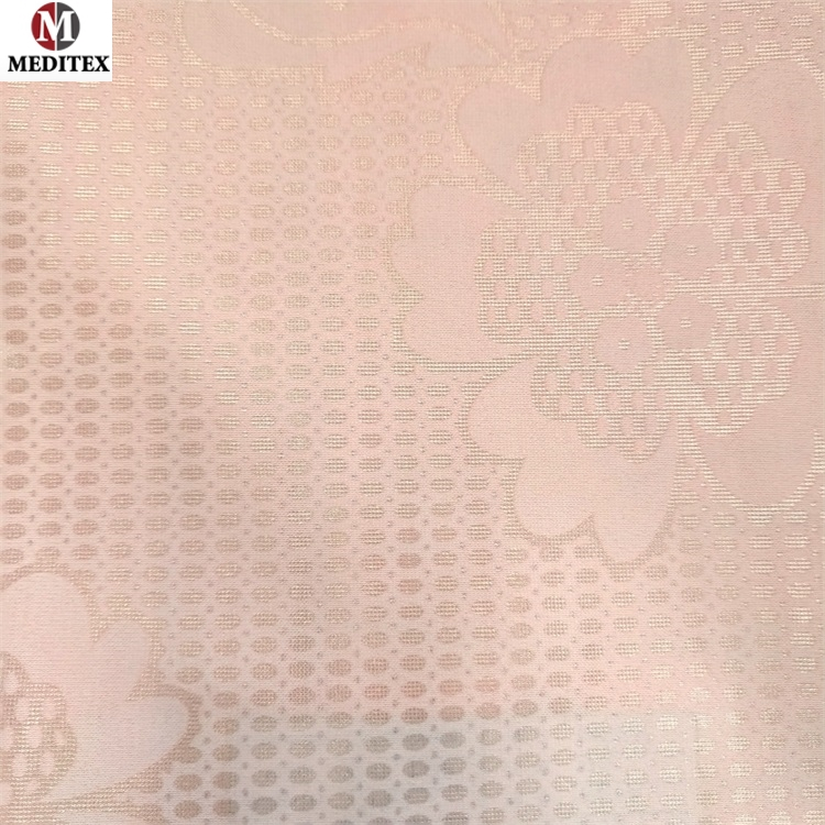 Mattress fabric 100% polyester printed mattress bedding cloth MDLCH-J002