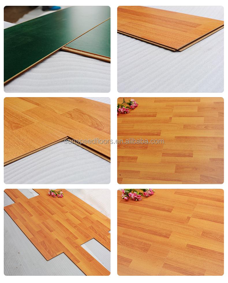 E0e1 Easy Living Click Plus Embossed Laminate Flooring With Foam