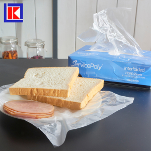high quality folding plastic sheet hdpe plastic deli sheet