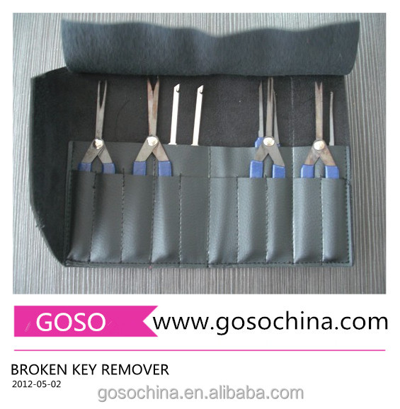 1-37 BROKEN KEY REMOVER TOOL --GOSO USED LOCKSMITH TOOLS