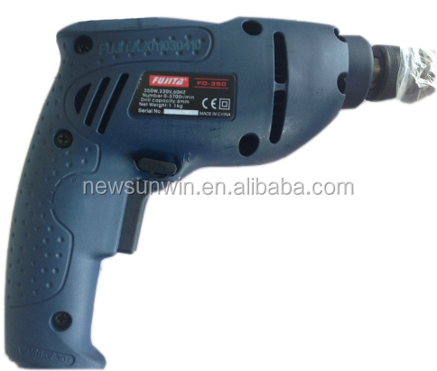 10mm 2600rpm 500w professional electric impact hammer drill
