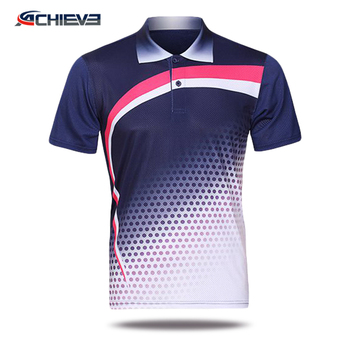 Whole Sublimation Polo Sport Shirts