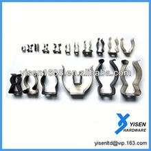 Various shape spring retaining spring steel clip_220x220 spring steel clips, spring steel clips suppliers and manufacturers Spring Steel Clips Catalog at crackthecode.co