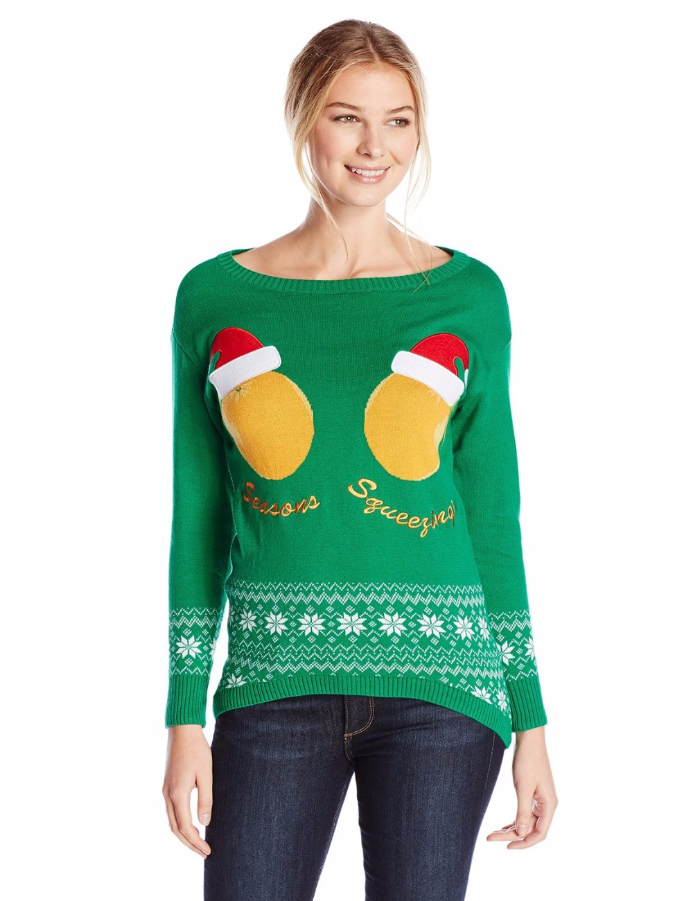 Ugly christma sweater