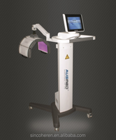 pdt/led therapy machine photo therapy led for anti aging and wrinkle removal