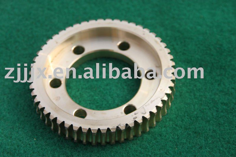 Customized China professional manufacturer OEM composite Brass Worm Gear Wheel