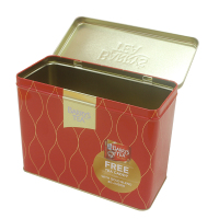 Bulk Shape Coffee Tin Can Packing, Japanese Tea Can