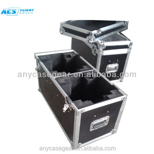 chauvet intimidator beam led 350 flight case, aluminum flight case and lighting case for sale