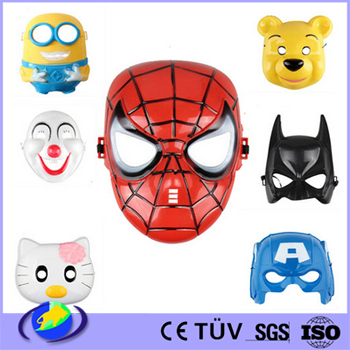 Recyclable Custom Plastic Mask Toy Injection Mold