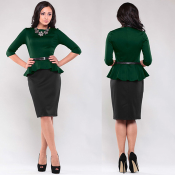 alibaba china supplier wholesale clothing two piece set women clothign  office dress b7bdba91c