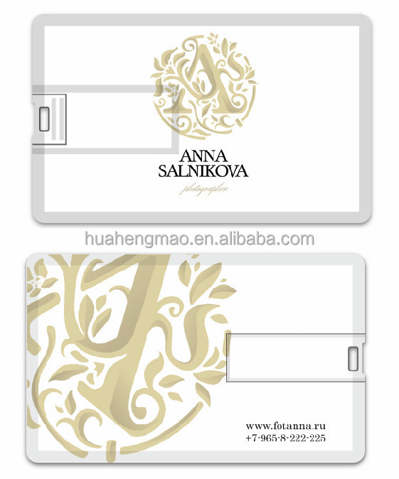 Free Logo Printing Low Price Business Card Usb 2gb 4gb 8gb 16gb Accept Payal Personal Printable With Custom