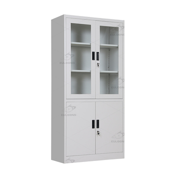 Concise Design Beauty Salon Small Gl Display Cabinet