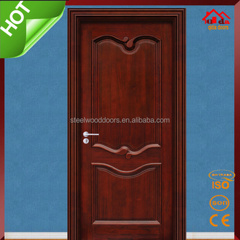 New Designs Interior House Wood Main Door Models Factory