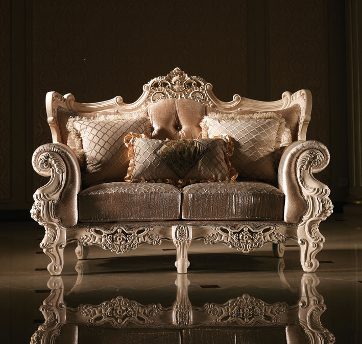 Luxury french noble sofas european style royal furniture for Sofa royal classic