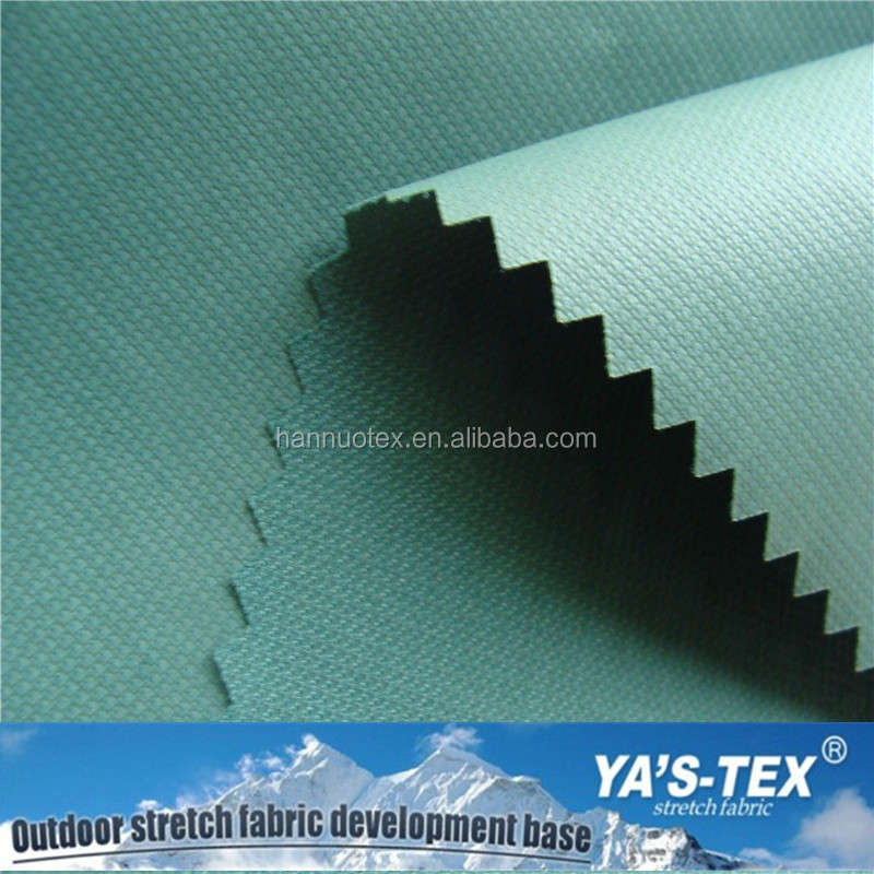 China Supplier Ribstop Fabric Taslon PU Coated Nylon Fabric For Sports Clothing