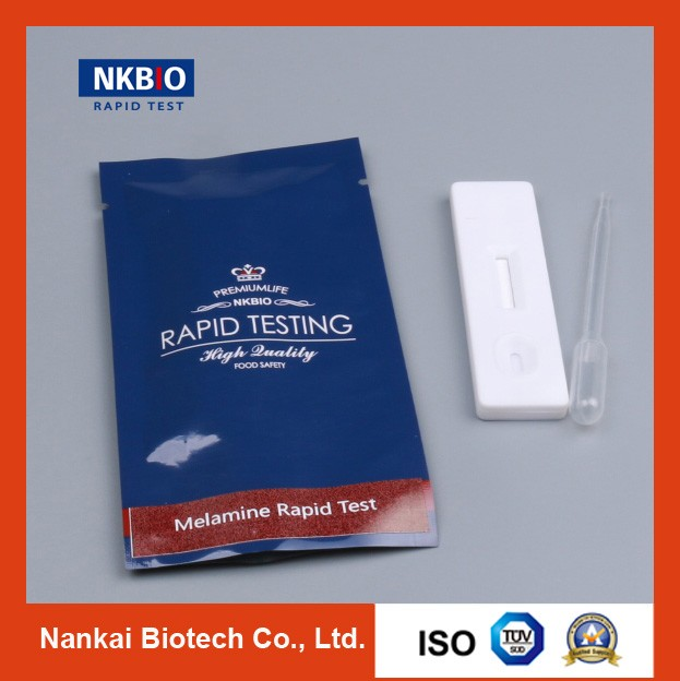 Melamine Rapid Test Kit for Milk (Milk Test Strip)