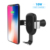 10W fast charging Wireless Charger with Car Mount holder for iPhone X Samsung S9