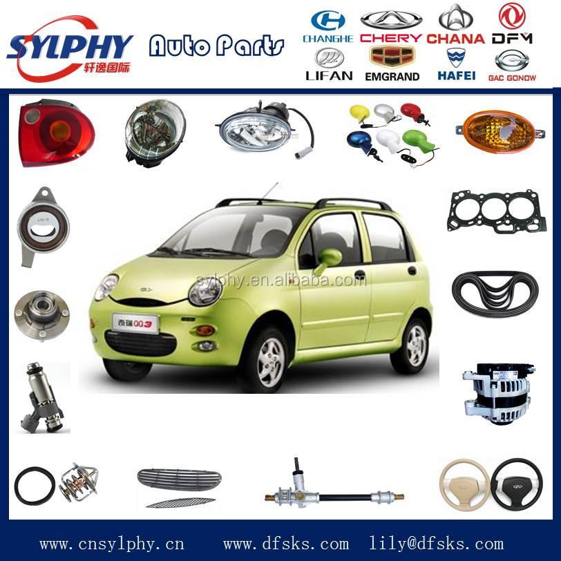 New Chery Qq Qq3 Auto Spare Parts 0.8l/1.1l/1.3l - Buy New Chery Qq ...
